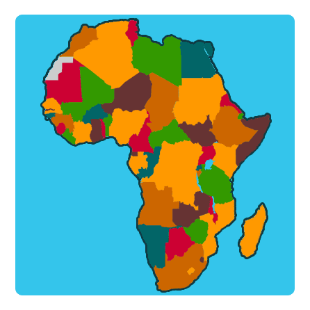 Africa Games | World Geography Games Online - Let's play and learn  Geography!