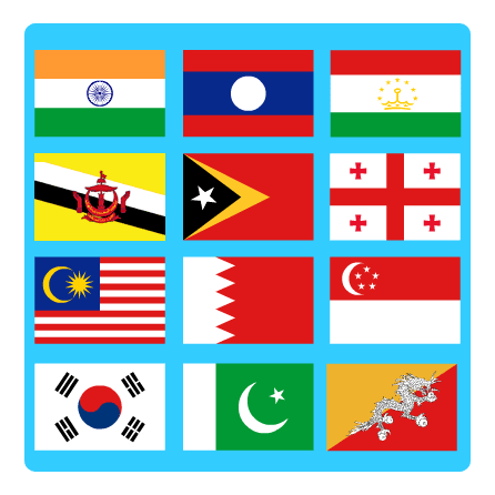 Asia Games World Geography Games Online Let S Play And Learn Geography