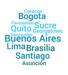 The Americas | USA, Canada, Mexico, Caribbean, Central and South America